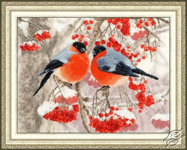 Bullfinches by Golden Fleece - RS-018