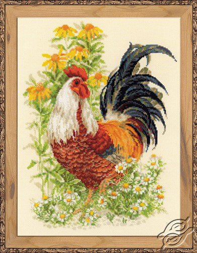 Rooster by RIOLIS - 1479