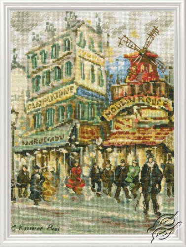 Moulin Rouge by RTO - M461