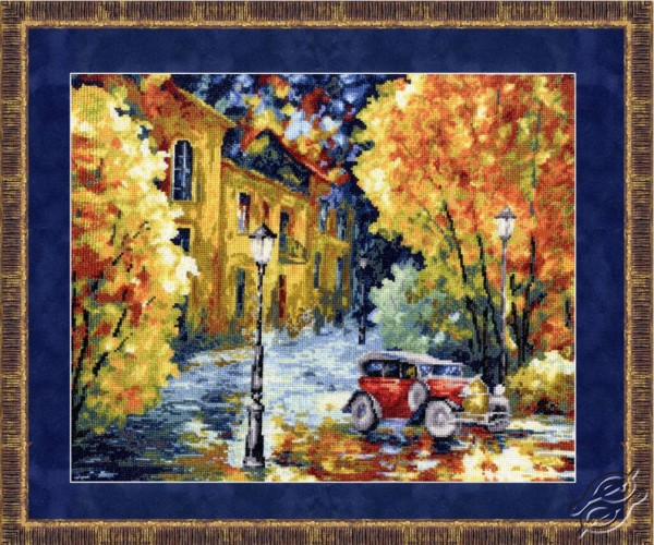 Autumn Marathon by Golden Fleece - GM-012