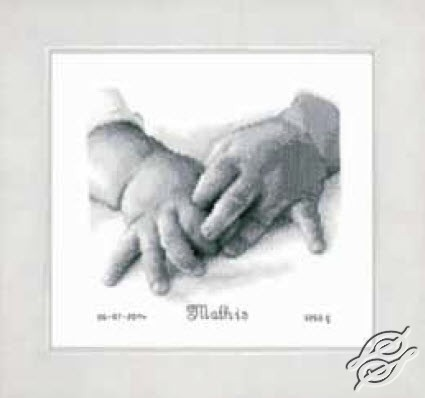 Baby Hands by Vervaco - PN-0150172