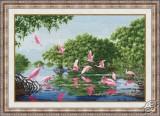 Rosy Pelicans by Golden Fleece - LP-040