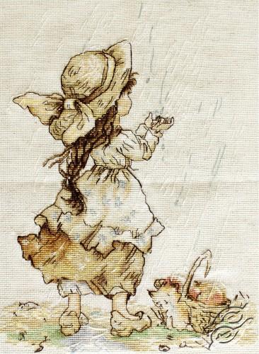Summer Rain by Luca-S - B1077