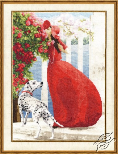 The Balmy Perfume of Roses by Golden Fleece - CHM-015