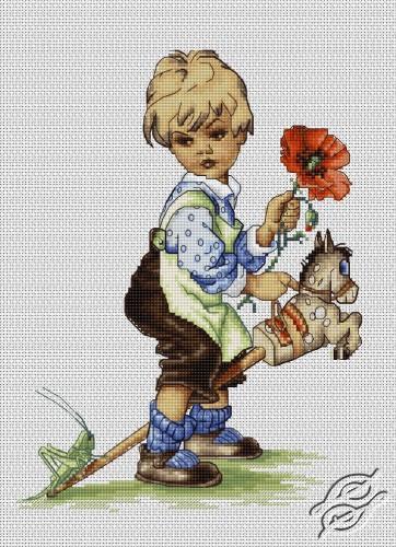 Boy by Luca-S - B1102