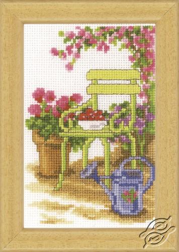 Garden Chair by Vervaco - PN-0003720