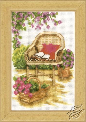 Garden Armchair by Vervaco - PN-0003721