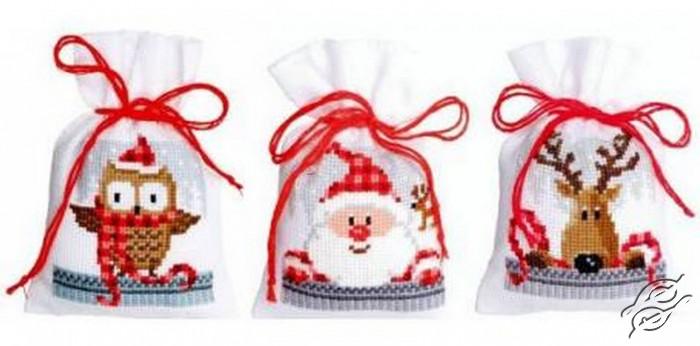 Christmas Buddies by Vervaco - PN-0149462