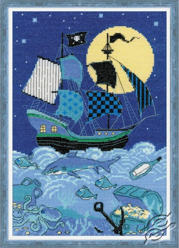 Pirate Ship by RIOLIS - 1511