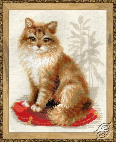 Pet Cat by RIOLIS - 1525