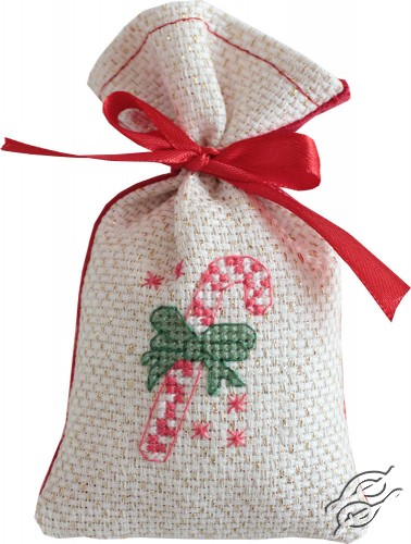 Candy Cane Bag I by Luca-S - PM1206