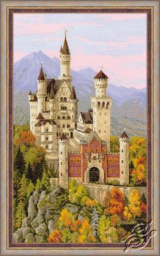 Neuschwanstein Castle by RIOLIS - 1520