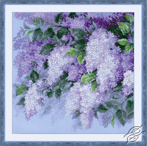 Lilacs after the Rain by RIOLIS - 1533