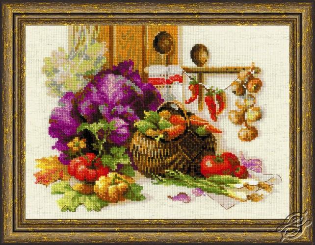 Rich Harvest by RIOLIS - 1544