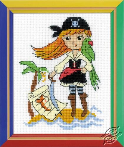 Treasure Island by RIOLIS - HB163