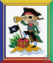 Brave Pirate by RIOLIS - HB164