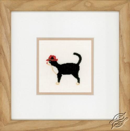 Jazz Cats II by Lanarte - PN-0150008