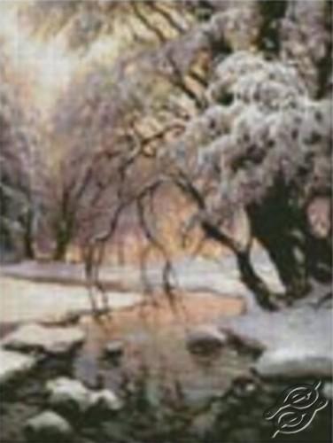 Winter Sunrise by Kustom Krafts - 20353