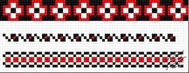 Ukrainian Embroidery Ornament 146 by HaftiX - patterns - 00146
