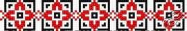 Ukrainian Embroidery Ornament 148 by HaftiX - patterns - 00148