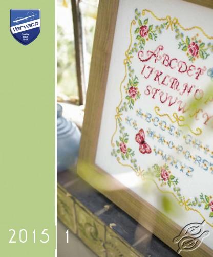Vervaco Catalog 2015 Spring by Vervaco - GSVVCAT1501
