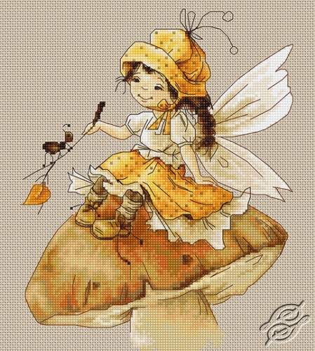 The Fairy by Luca-S - B1109