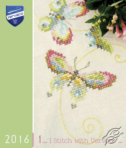Vervaco Catalog 2016 Spring by Vervaco - GSVVCAT1601