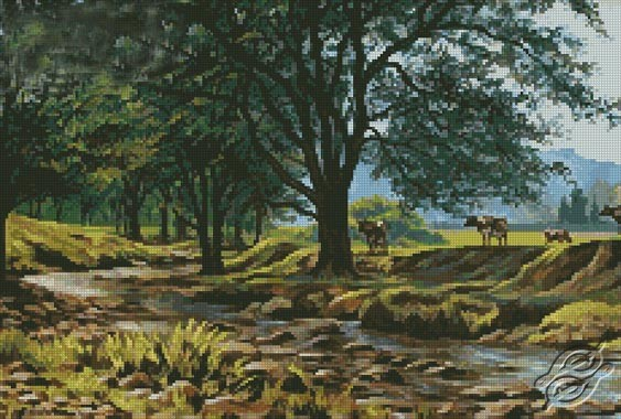 Cow Creek by Kustom Krafts - 20553