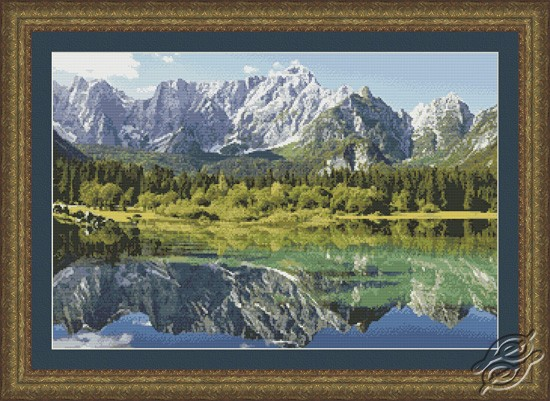 Mount Mangart- Italy by Kustom Krafts - 97023
