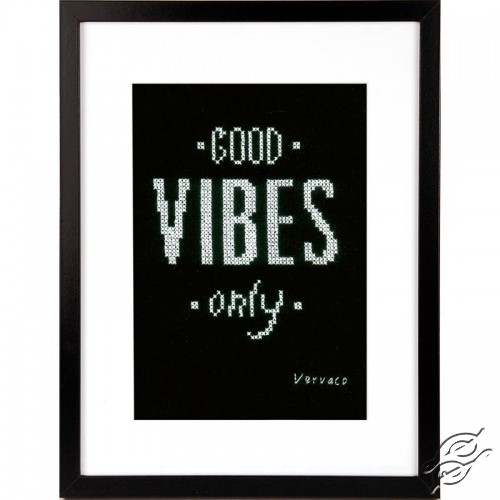 Good VIBES Only by Vervaco - PN-0156396