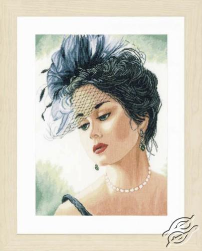 Lady with a Hat by Lanarte - PN-0156943