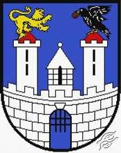 Coat of Arms of Czestochowa by Aslynn Foreignet - 000782