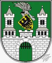 Coat of Arms of Zielona Gora by Aslynn Foreignet - 000807