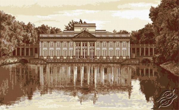 The Lazienki Palace in Warsaw by Aslynn Foreignet - 000804