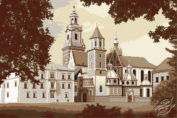 Wawel Cathedral (Krakow, Poland) by Aslynn Foreignet - 000871