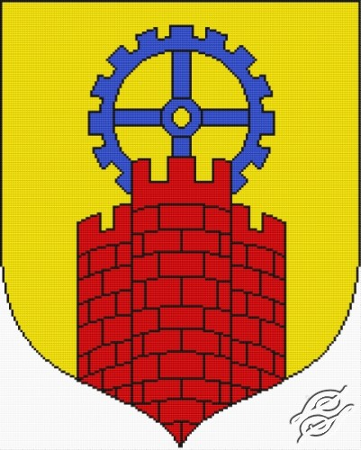 Polish Coat of Arms by Aslynn Foreignet - 000667