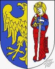 Coat of arms of Ruda Slaska by Aslynn Foreignet - 000932