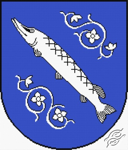 Coat of Arms of Rybnik by Aslynn Foreignet - 000940
