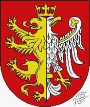 Coat of Arms of Krosno by Aslynn Foreignet - 000945