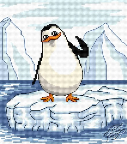 Greetings from the Antarctica by Aslynn Foreignet - 000942