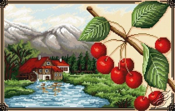 Cherries by Aslynn Foreignet - 000975