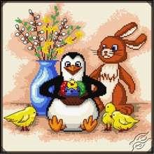 Easter Eggs by Aslynn Foreignet - 000988