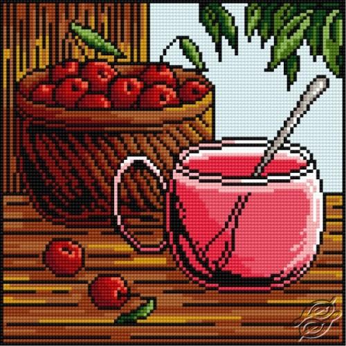 Cherry Tea by Aslynn Foreignet - 001103