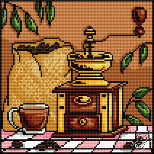 Coffee Grinder by Aslynn Foreignet - 001110