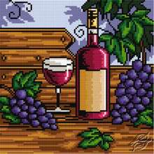 Red Wine by Aslynn Foreignet - 001161