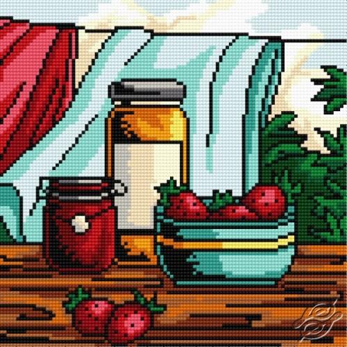 Strawberry Jam by Aslynn Foreignet - 001163