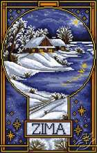 Winter Landscape by Aslynn Foreignet - 001190