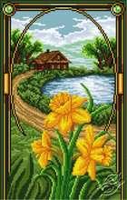 Daffodil - March by Aslynn Foreignet - 001329