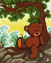 Bear by Aslynn Foreignet - 001331