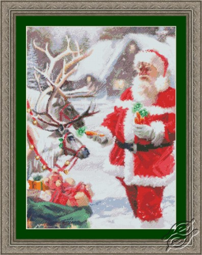 Treats for Santa's Reindeer by Kustom Krafts - 97613